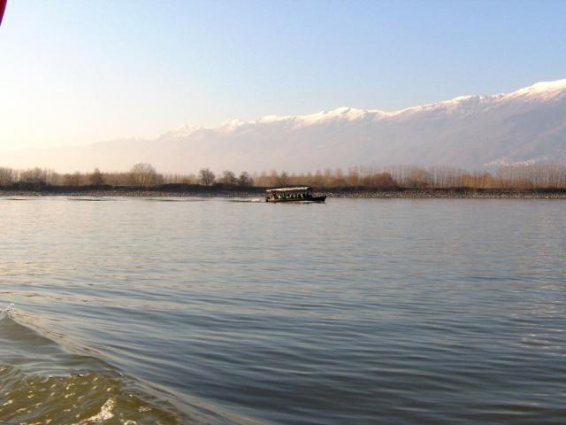 Ο ποταμός Στρυμόνας
