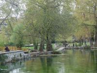 Το πάρκο της Αγίας Βαρβάρας στη Δράμα