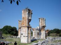 Ο αρχαιολογικός χώρος των Φιλίππων