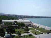Άποψη της Θεσσαλονίκης από τον Λευκό Πύργο