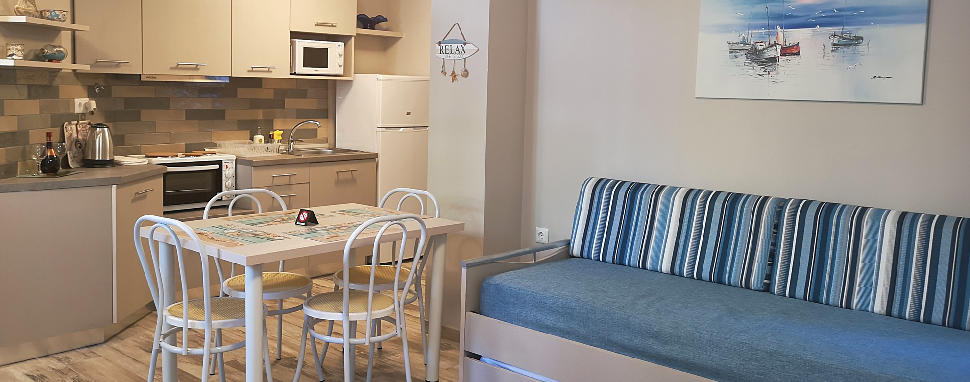Amaranti Luxury Apartments & Studios Vrasna Beach
