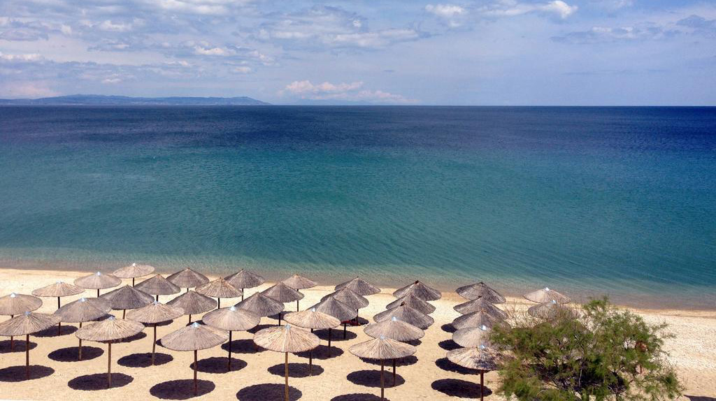 Philoxenia Beach - Hotel in Paralia Vrasna - Vrasna Beach - Rent Rooms - www.strymonikos.net