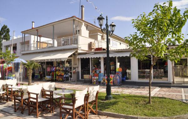 Kostas Goulopoulos Rooms Nea Vrasna