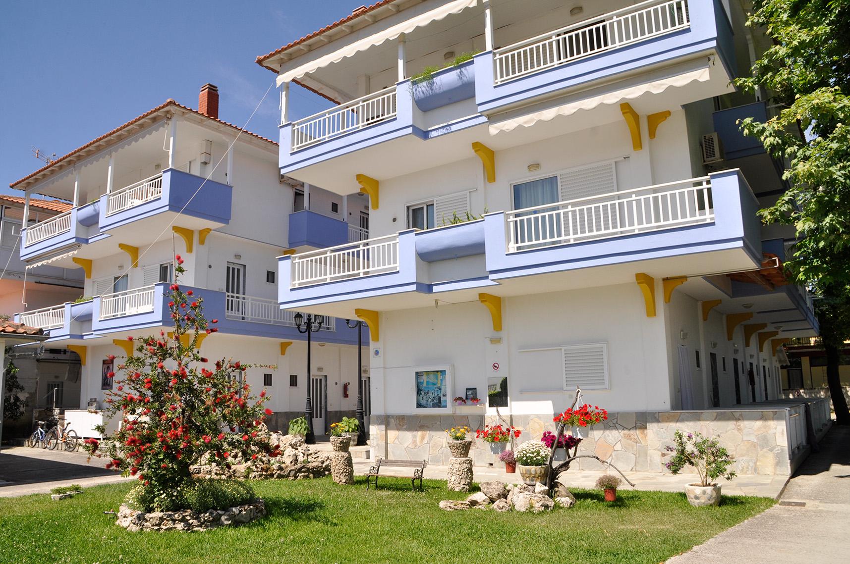 Armiriki Rooms Vrasna Beach